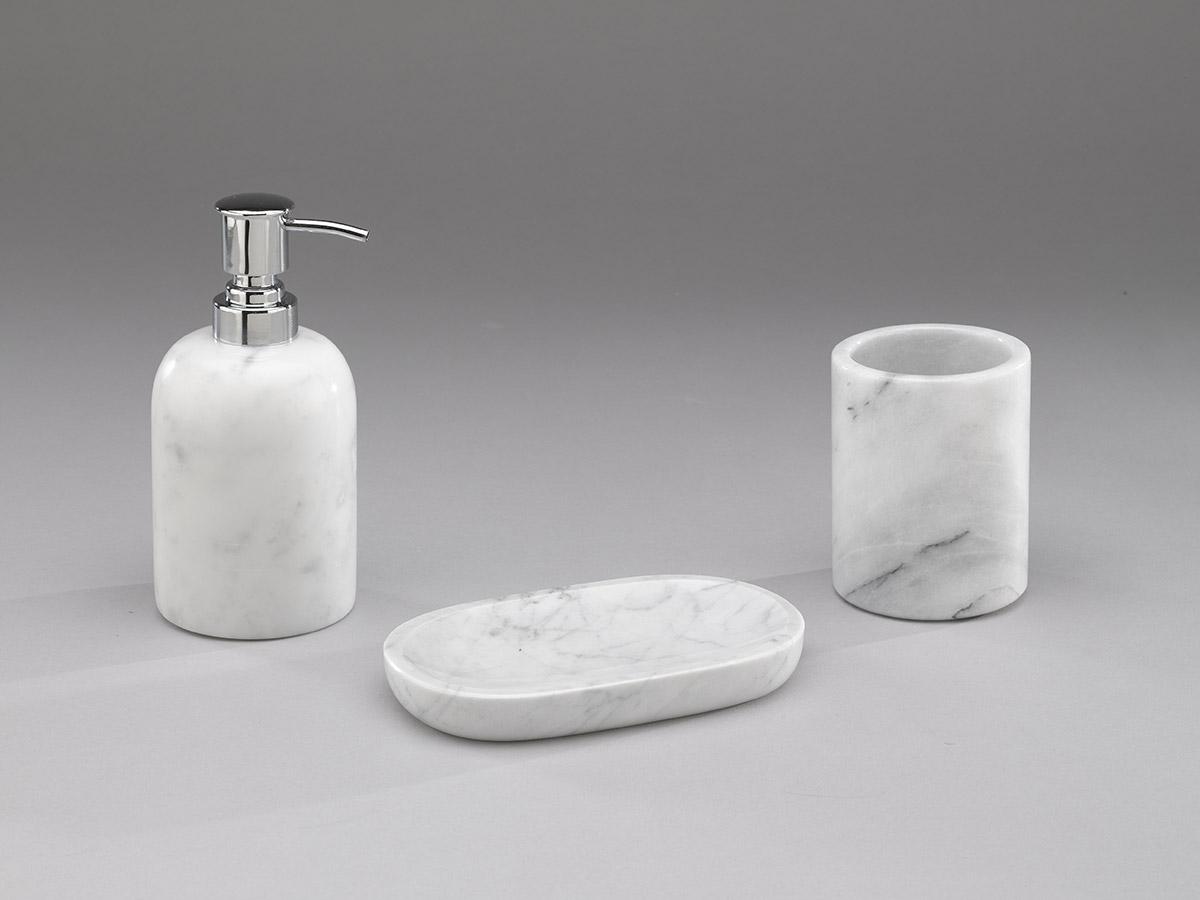 Index schenatti srl real stone covering for Dispenser sapone ikea